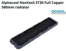Alphacool 14158 NexXxoS ST30 Full Copper 360mm Radiator Water Cooling Radiators