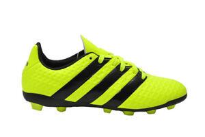 Caricamento dell'immagine in corso ADIDAS-ACE-16-4-scarpe-calcio-giallo- bambino-