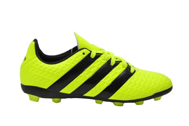 sports shoes 1fb84 f8495 ADIDAS ACE 16.4 scarpe calcio giallo bambino mod. S42144