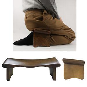 meditation knee chair for kneeling prayer ergonomic posture