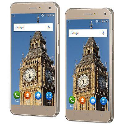 XGODY X15 Desbloquear 1+8GB Quad core GPS Android 5.1 3G móvil libre smartphone