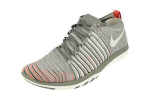 competitive price d1f6e 46df7 Image is loading Nike-Free-Transform-Flyknit-Womens-Running-Trainers-833410-