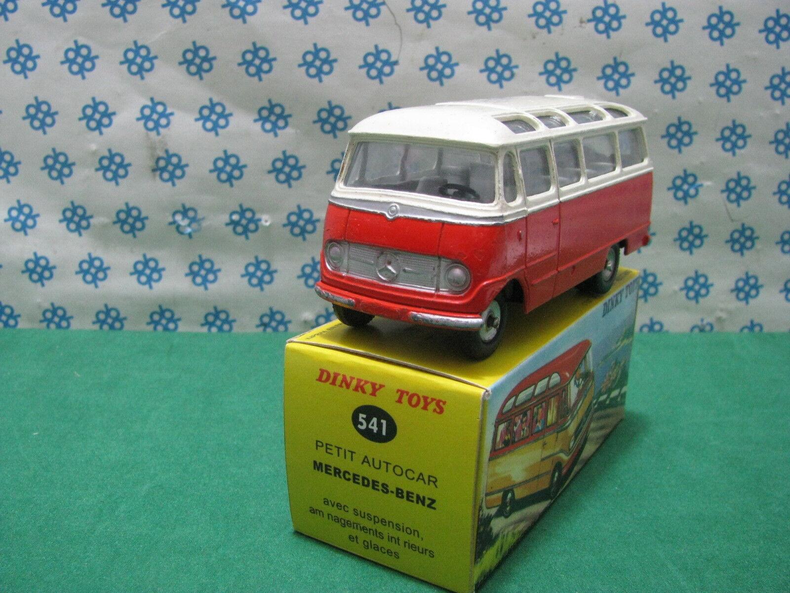 Vintage - Petite Car Car Mercedes-Benz Near Mint - Dinky Toys 541