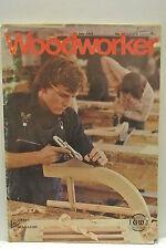 Woodworker Magazine. July, 1976. Volume 80, number 992. Ebony Ivory Walking Stic