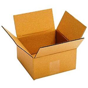 Cartone scatola pacchetto spedizione imballaggio cartone post in 18 dimensioni