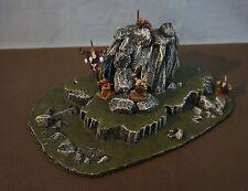 WARGAME Terrain Scenery Rocky Formation #5 Warhammer Fantasy LOTR