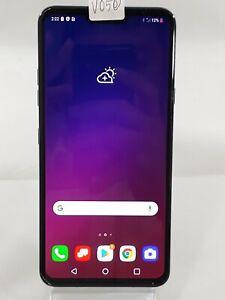 LG V40 ThinQ V405 64GB Verizon Wireless GSM Unlocked Smart Cellphone Black V050
