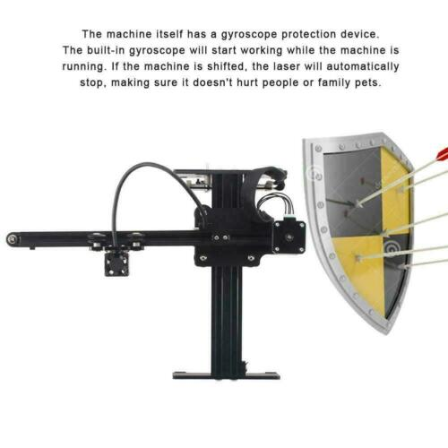 Neje Master 7000mW Laser Graviermaschine Gravurmaschine DIY Gravur 150x150mm DE