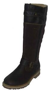 brun Bottes dames chaude Bande doublée 25 D5471 hauteur genou roulement Remonte de w7qxnfBF