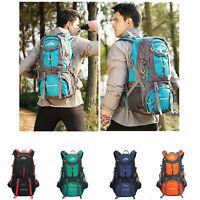 Waterproof 50L Outdoor Sports Camping Travel Hiking Bag Internal Frame Backpack
