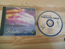 CD JAZZ Curlew-Fabulous Drop (9) canzone Cuneiform Rec-cut out -