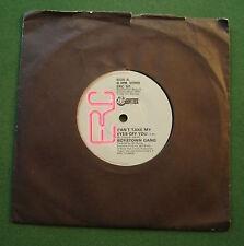 """Boystown Gang Can't Take My Eyes Off You / Disco Kicks (Remix) ERC 101 7"""" Single"""