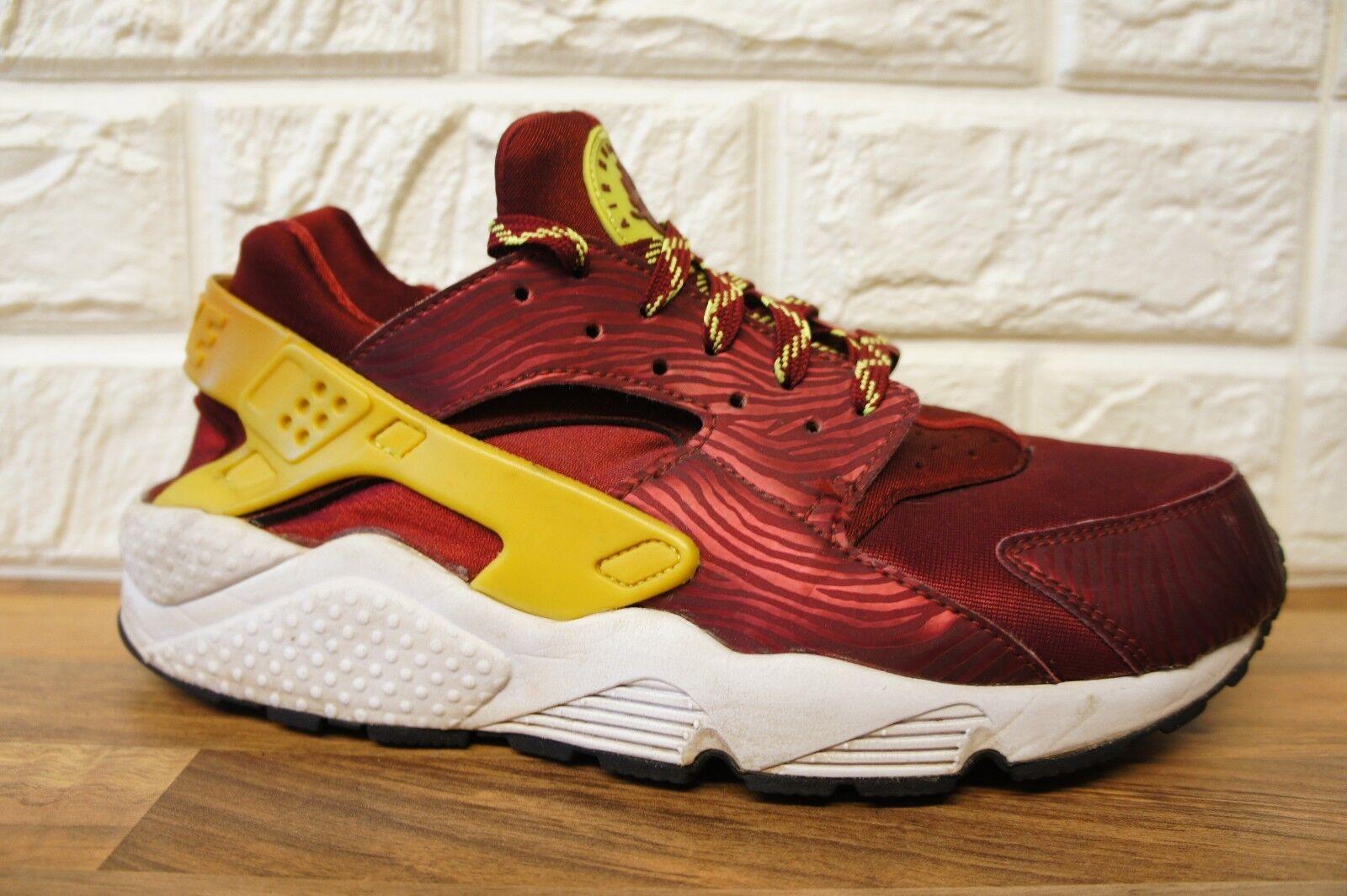 Nike Nike Nike Air Huarache Run Da Donna Taglia 5 Rosso oro Bianco Corsa Palestra Scarpe da ginnastica Donna | Discount  b60c9f