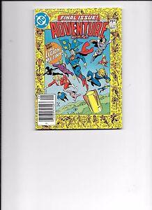 Adventure-Comics-503-September-1983-Legion-Of-Super-Heroes-digest-final-issue