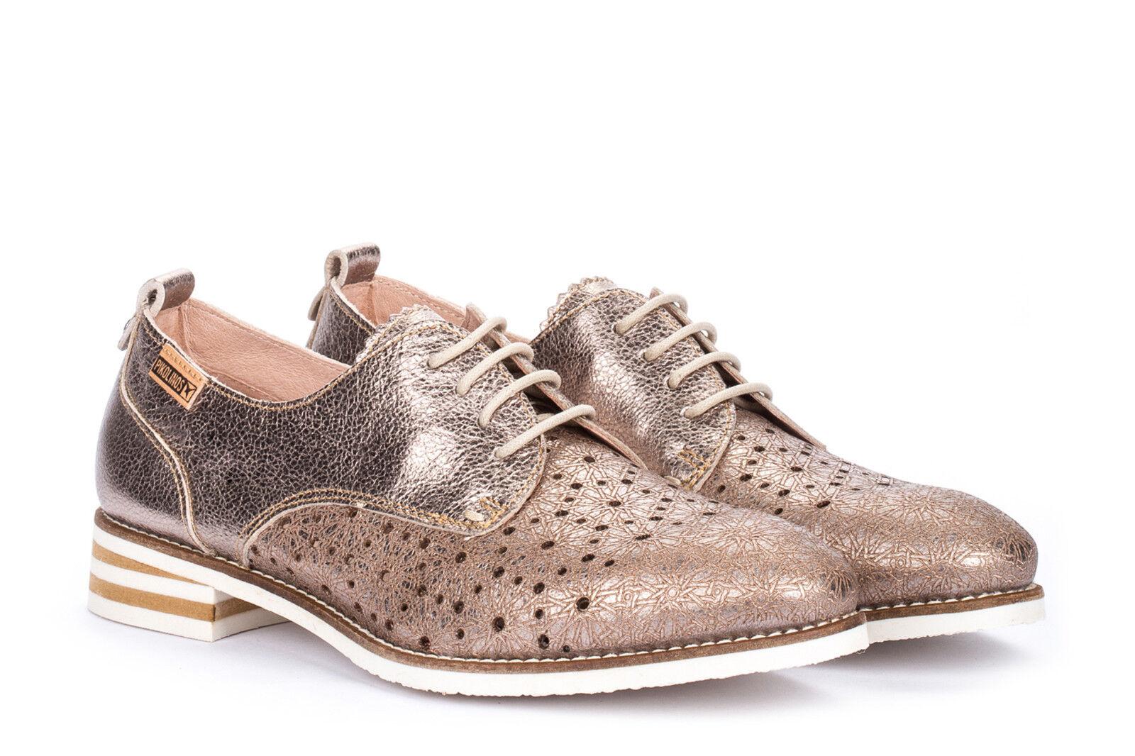 Zapatos De Cuero Pikolinos Zapatos Oxford Royal Casual Con Oxfords Nuevos Con Casual Cordones 1265f6
