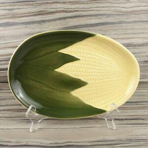 Vintage Shawnee Pottery Corn King #68 Dinner Plate 9 1/2 Inch