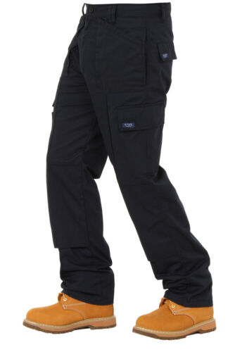 army police security military trousers Mens combat cargo work trousers 28-50