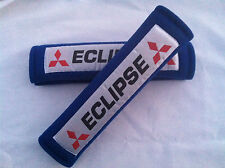 Blue Eclipse Shoulder Pad Cover Seat Belt Cover