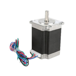 Stepper-Motor-Nema-23-1-8-4-wires-45-56-76mm-3A-270oz-in-1-8Nm-Bipolar-Motor-PR1