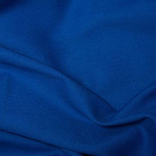Color Liso 100/% Algodón Lienzo Tela De Tapicería Artesanía material de 260gsm
