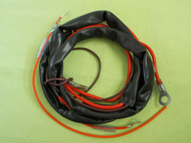 ih farmall 12 volt wiring harness single 1 wire alternator h 300 350 farmall 300 hydraulic set up ih farmall 12 volt wiring harness single 1 wire alternator h 300 350 m 400 450