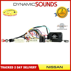CTSNS009-2-Steering-Wheel-Stalk-Control-Adaptor-for-Nissan-X-Trail-2014-gt