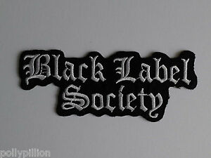 PUNK-ROCK-HEAVY-METAL-MUSIC-SEW-ON-IRON-ON-PATCH-BLACK-LABEL-SOCIETY-a-BLS