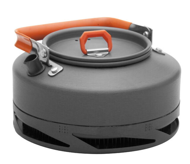 Fire-maple Heat Exchanger Camping Kettle Coffee Tea Pot Outdoor Cookware 0.8L