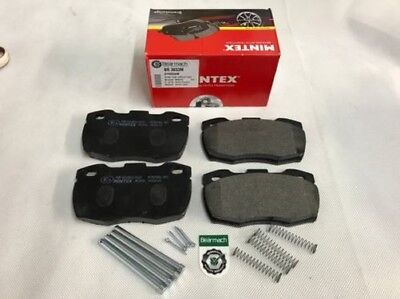 Front Brake Pad Fitting Kit Part# STC8575 BEARMACH