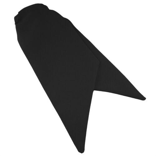 Onorevoli Nero Clip Per Cravatta Tie
