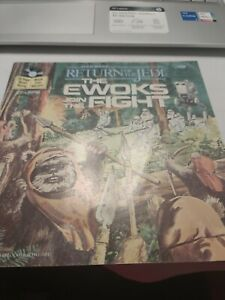 Return of the Jedi The Ewoks join the fight 33 1/3 book And Record. Star Wars.