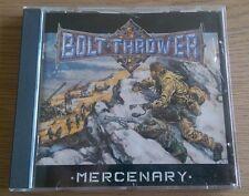 Bolt Thrower - Mercenary - CD Metal Blade 1998