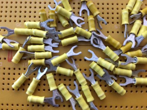 Sub-Minature Spade Crimp Terminal 0.1-0.5mm M3 Stud PIDG Series