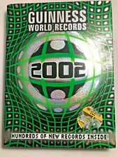 The Guinness Book of World Records 2002 (Trade Cloth)