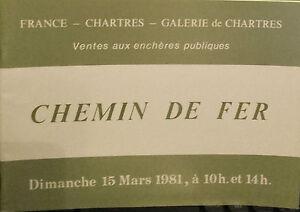 1981-Catalogo-De-Venta-Demuestra-Chartres-Ferrocarril