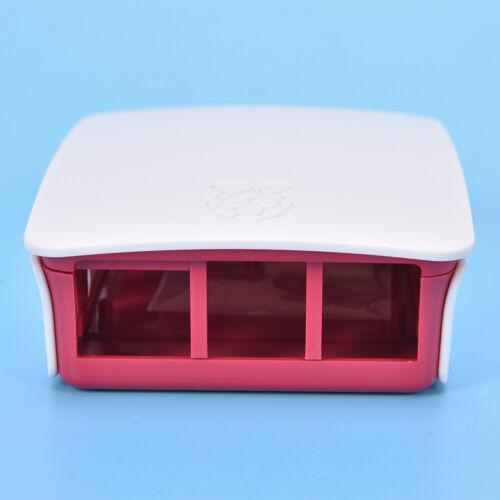 Red//White Official Raspberry Pi 3 Case for Raspberry Pi 3 Model B GVUS
