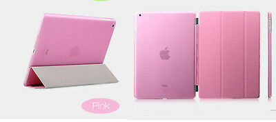 For iPad Air/Air 2/Mini 2 3 4Screen Protector Slim Magnetic Smart Cover Case