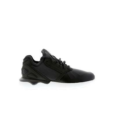 Girls Boys Junior Adidas Originals Tubular Runner Black Trainers S77460 HöChste Bequemlichkeit