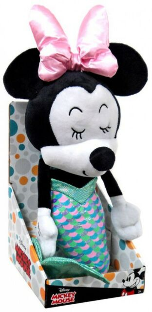 Target Mermaid Disney Minnie Mouse 90th Anniversary Plush for sale ... 3c8aa9d4d7181