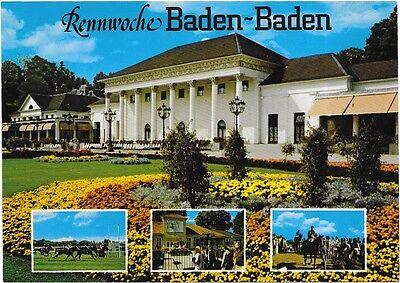 Rennwoche Baden-Baden