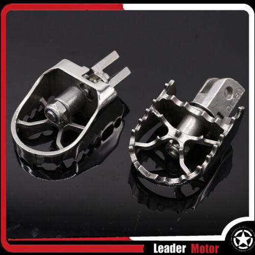 For SUZUKI DL 1000 DL 650 V-STROM 650//650XT 1000//XT Rotating Footpegs Foot Pegs