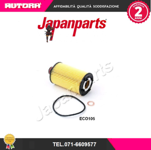 FOECO105-Filtro-olio-Ssangyong-MARCA-JAPANPARTS