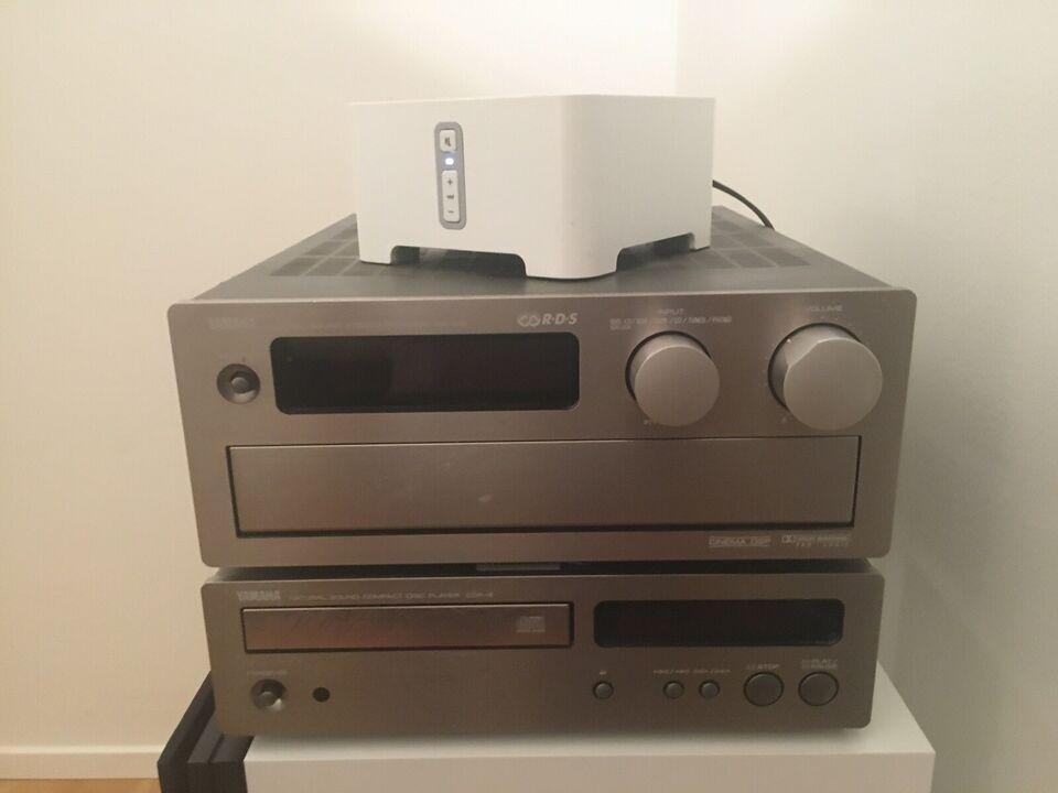 Forstærker, Yamaha, RX-V10