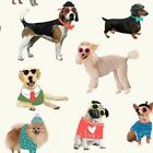 Rasch Dogs in Sunglasses Retro 60s Pattern Labrador Pug Wallpaper 273502