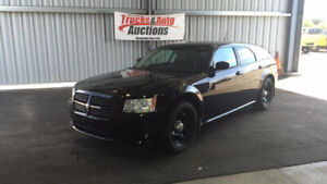 2008 Dodge Magnum Police Package