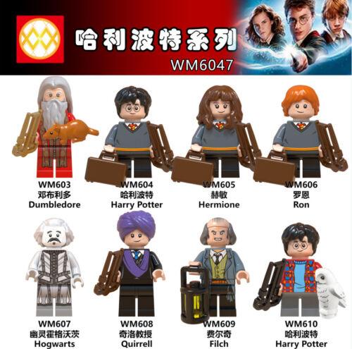 Baustein Figur Kind Spielzeug Harry Potter Rowling Hermione Mini Geschenke Mode