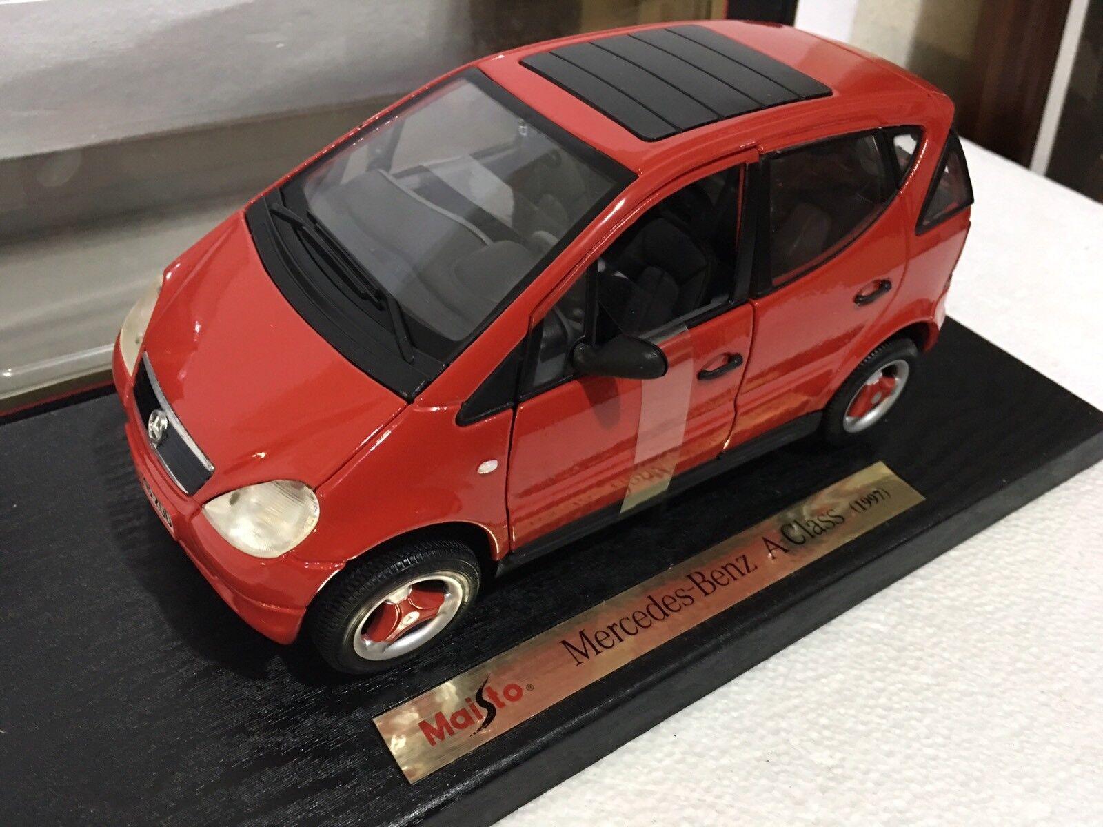 Maisto Special Edition 1 18 Scale Mercedes-Benz  A-Class (1997) 31841  centre commercial professionnel intégré en ligne