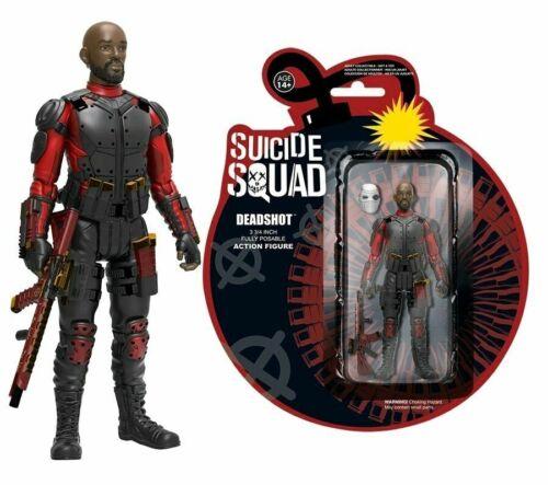 Suicide Squad Funko Action Figure 10cm Deadshot