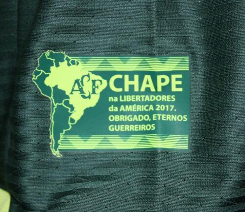UMBRO CHAPECOENSE 2017 BRASIL HOME SOCCER JERSEY SHIRT FOOTBALL FUTEBOL FUTBOL