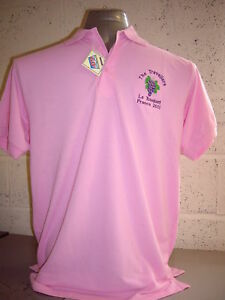 Details About Golf Tour Shirts With Embroidered Personalised Logo